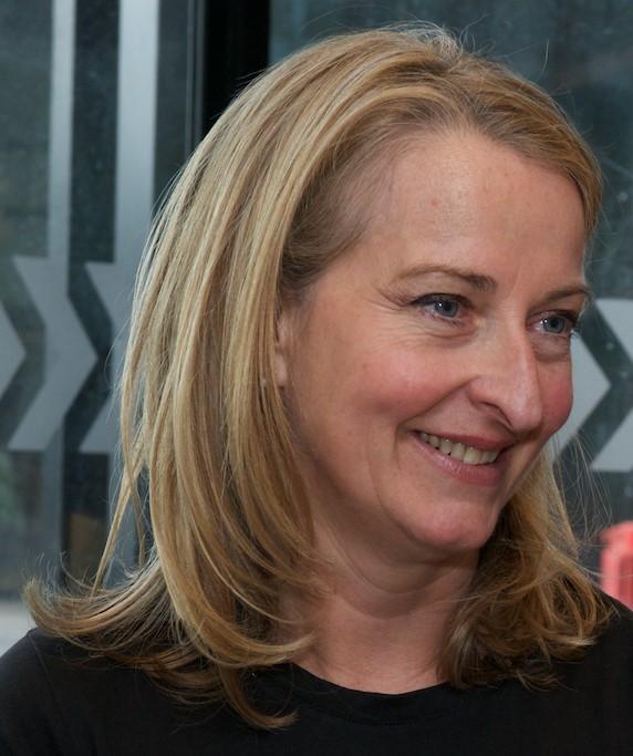 Aspen Institute Director Penny Richards